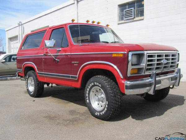 1982 ford bronco featuring the. Black Bedroom Furniture Sets. Home Design Ideas