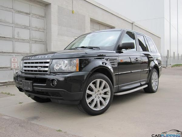 2006 range rover rover sport supercharged featuring the flipfinder tool. Black Bedroom Furniture Sets. Home Design Ideas